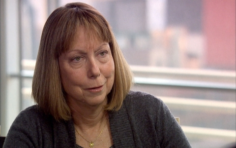 Jill Abramson talks to John Seigenthaler