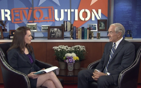 ron paul talks to libby casey al jazeera america