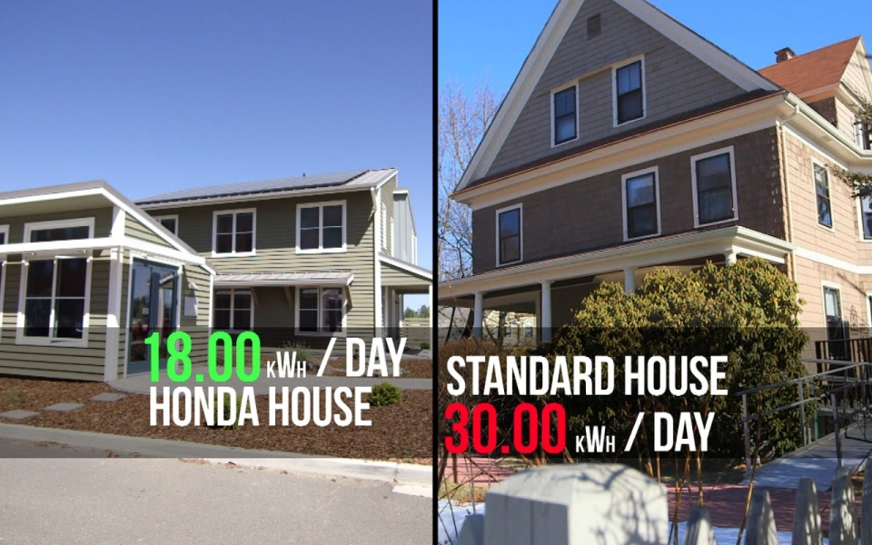 Honda House Vs Standard