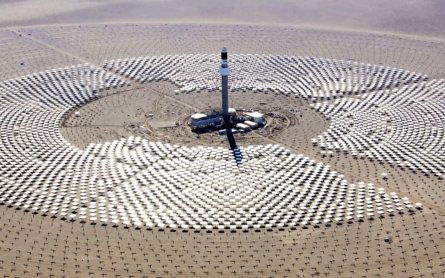 Sustainability of solar energy at a crossroads