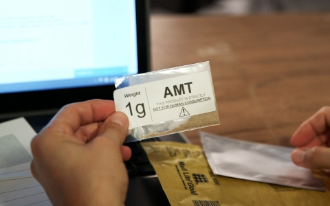 AMT has been illegal in the US for over a decade, but can still be easily purchased online.