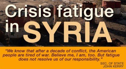 Thumbnail image for Crisis fatigue in Syria