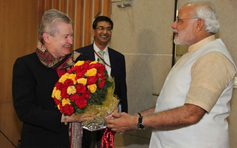Thumbnail image for Modi and US-India relations