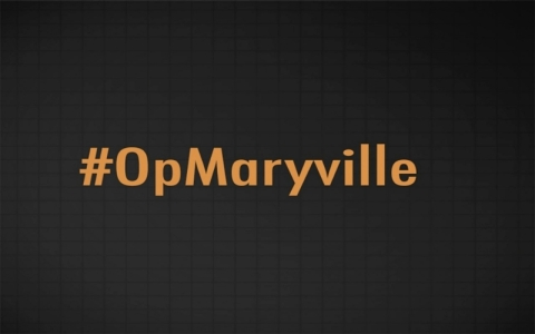 Operation Maryville Hashtag