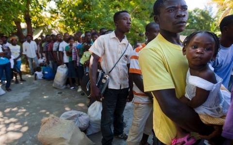 Dominican Republic dports Haitians