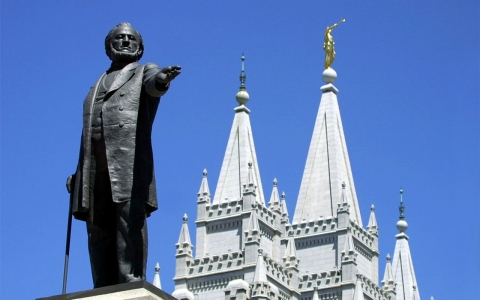 Thumbnail image for Mormon Church issues statement on past ban against black priests