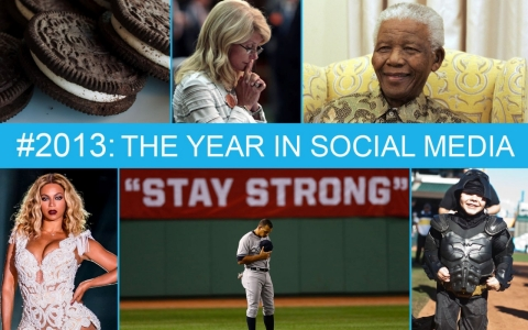 Thumbnail image for Top social media moments of 2013