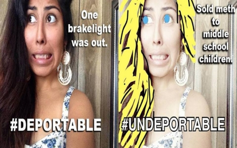 Thumbnail image for #Undeportable campaign argues racial bias in US immigration enforcement