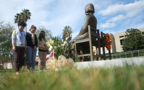Thumbnail image for Lawsuit requests California city remove 'comfort women' statue