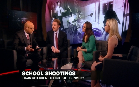 Should elementary school teachers be armed?