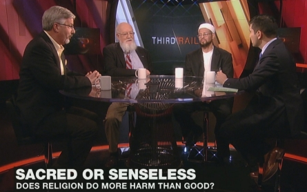 Debating the merits of religion: Does it do more harm than good?