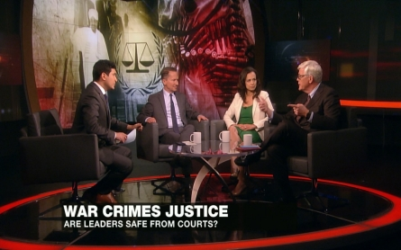 Are international war crime laws ineffective?