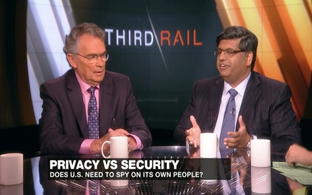 US government's spying program criminalizing Americans?