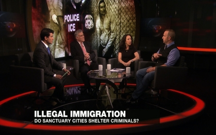 Illegal immigration: Do sanctuary cities shelter criminals?