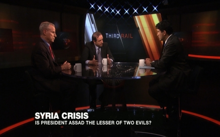 Is Syrian President Assad the lesser of two evils?