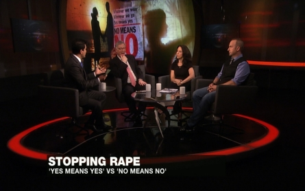 Effects of 'yes means yes' laws on preventing campus rapes