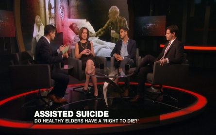 Assisted suicide: Healthy people, state interests and the right to die