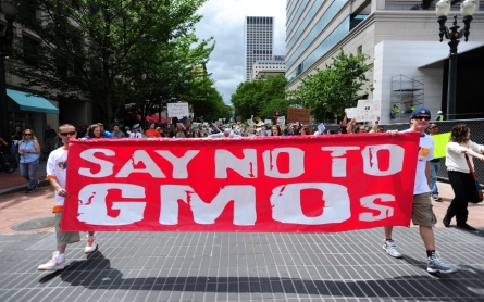 GMOs and food labeling