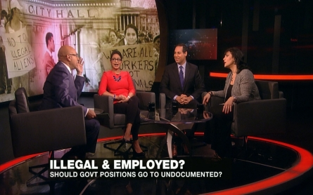 Should undocumented immigrants be able to hold government positions?