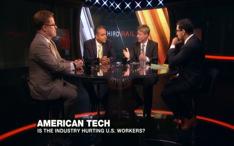 Thumbnail image for Is the tech industry hurting American workers?