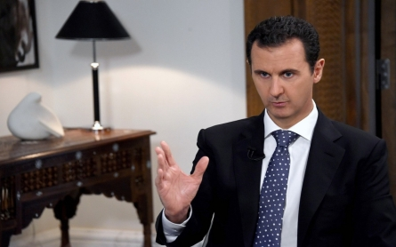 No peace in Syria without Assad and ISIL at the table