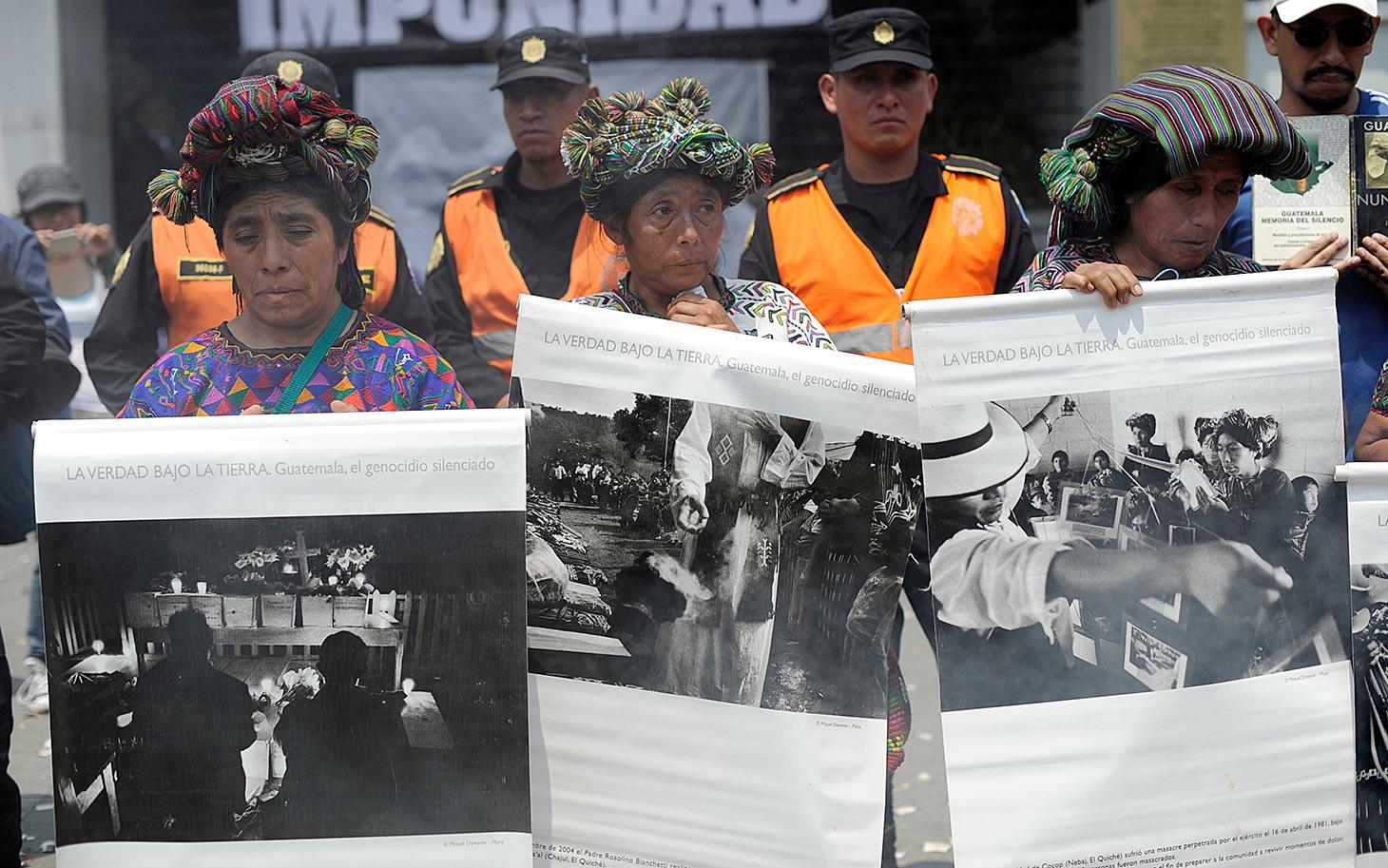 Timeline: Guatemala's Brutal Civil War